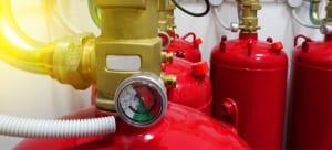 CO2 Fire Suppression System SFFECO