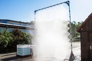 Disinfectant Gate Untuk Ternak Ayam Dijamin Aman dan Terbaik