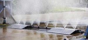 Disinfectant Gate untuk Industri Pembersihan Menyeluruh