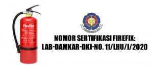 Distributor Alat Pemadam Jakarta Lulus Uji Tes Damkar