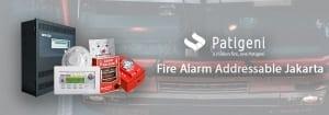 Distributor Perlengkapan Fire Alarm Addressable Jakarta