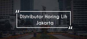 Distributor horing lih jakarta