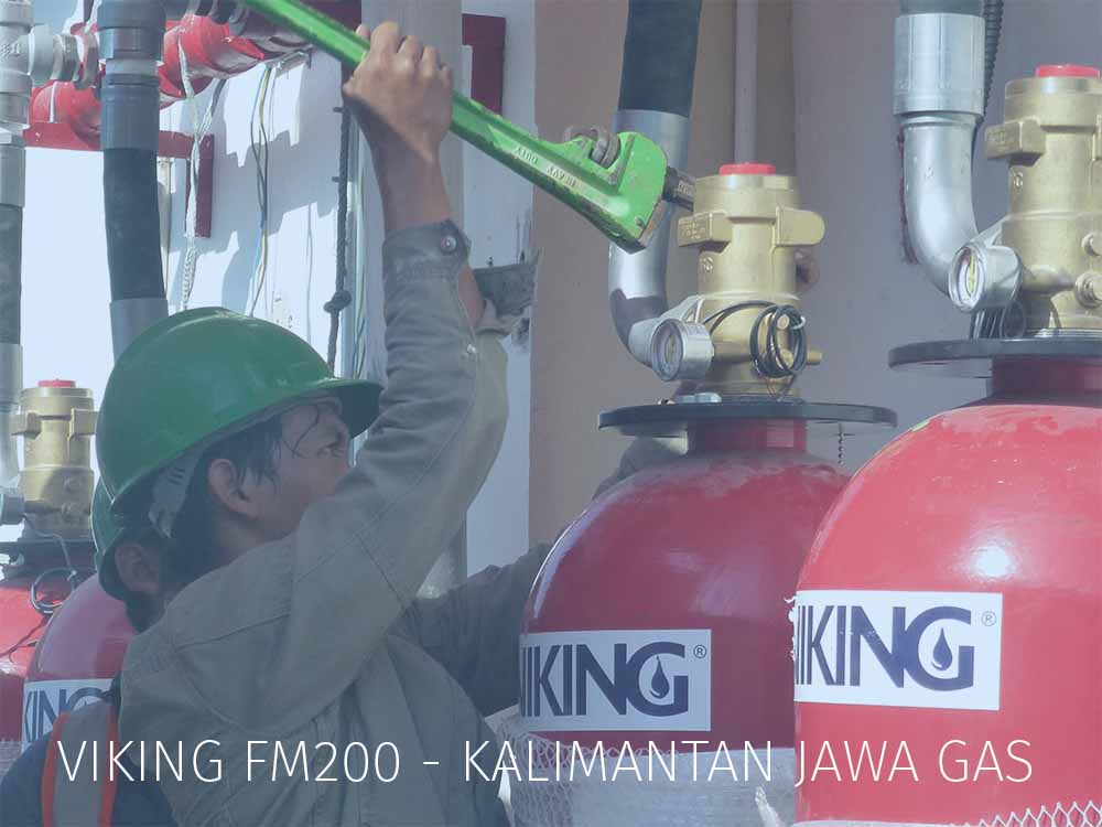 Fire Suppression System Jakarta