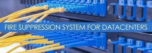 Fire Suppression System untuk Ruang Server