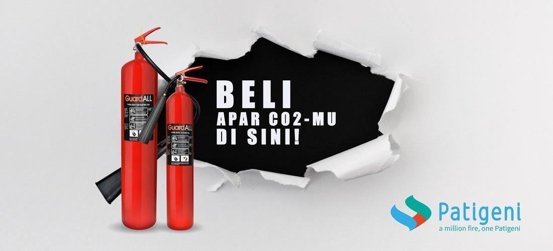 Harga APAR CO2 Distributor Resmi dengan Promo Menarik!