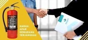 Harga APAR Semarang Terjangkau Semua Jenis Media