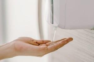 Harga Dispenser Hand Sanitizer