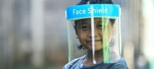 Jual Face Shield Buka Tutup Praktis