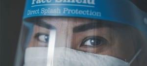 Jual Face Shield Buka Tutup Praktis dengan Harga Terjangkau