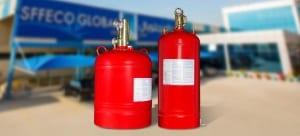 Kontraktor CO2 Fire Suppression System Indonesia Terpercaya