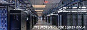 Pemadam Kebakaran Otomatis Ruang Server