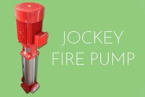 Pompa Kebakaran Jockey