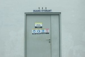 Ruang Pompa Hydrant