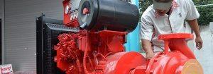 Tips Inpeksi Maintenance Pompa Kebakaran