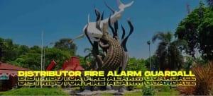 distributor fire alarm guardall surabaya terpercaya