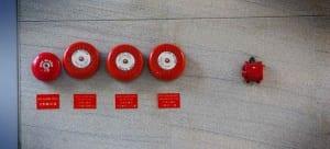 Distributor fire alarm guardall