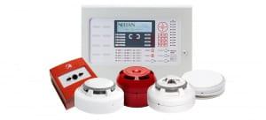 Jual Fire Alarm Control Panel Addressable