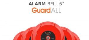 harga alarm bell 6 inch guardall