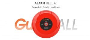 harga alarm bell 6 inch guardall terbaik
