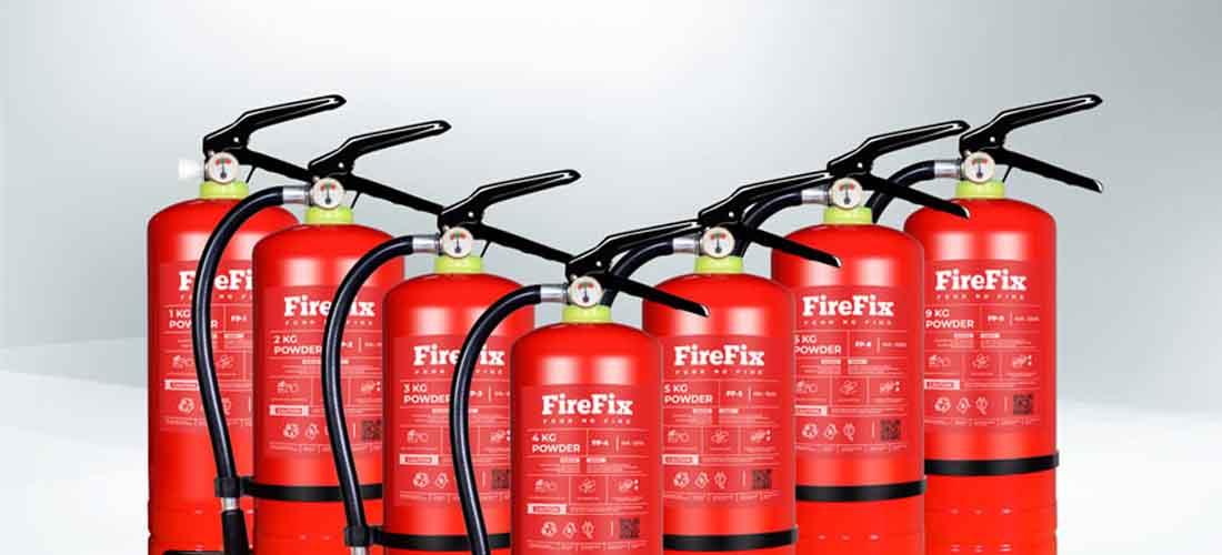 Harga Alat Pemadam Api Ringan Powder Merek Firefix
