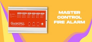 jual fire alarm control panel konvensional guardall