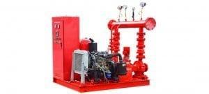 Harga Pompa Hydrant Diesel - Distributor Pompa Hydrant