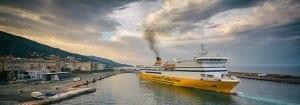 Hydrant di Kapal - Cruise