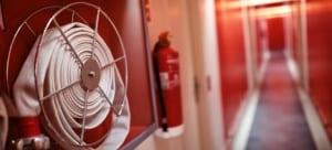 Hydrant Hose Reel GuardALL - Fire Hose Reel