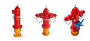 Hydrant Pillar NFPA - Distributor Hydrant Pillar