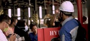 instalasi fire hydrant patigeni