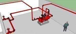 Instalasi Pump Room - Standar Instalasi Pump Room