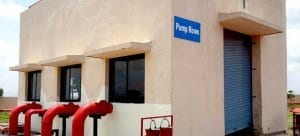 Instalasi Ruang Pompa Hydrant - Ruang Pompa