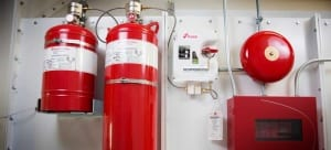 jasa instalasi fire suppression system surabaya terpercaya
