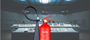 Jual Alat Pemadam Api Ringan CO2 Firefix