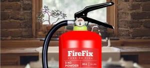 Jual APAR 3 Kg Powder Firefix Kualitas Terbaik