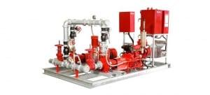 Jual Electric Pump Surabaya Standar NFPA dan FM