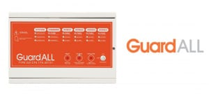 jual fire alarm control panel konvensional guardall