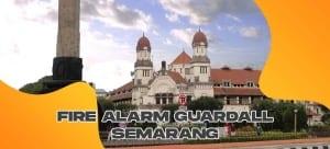 jual fire alarm guardall semarang