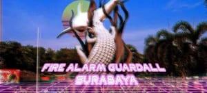 jual fire alarm guardall surabaya