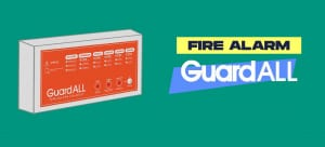 distributor fire alarm guardall