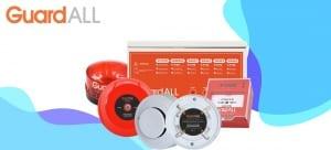 rekomendasi jual smoke detector guardall