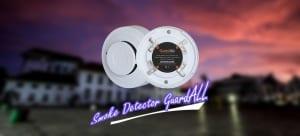 jual smoke detector guardall