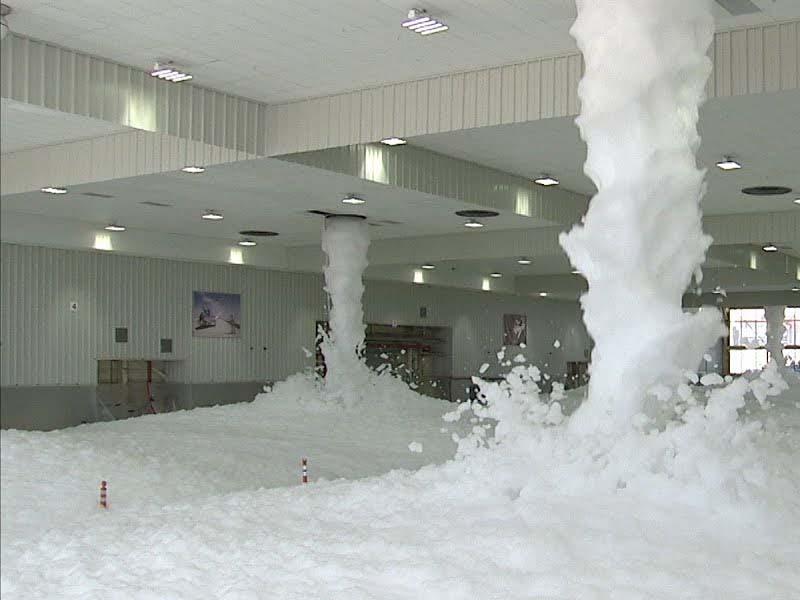 Kapal Pelni - Foam System