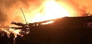 Kawasan Industri Pulogadung - Kebakaran di Kawasan Industri Pulogadung