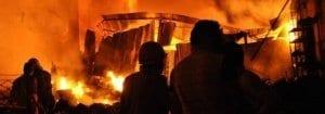 Kelenteng Tay Kak Sie - Kebakaran Kelas A