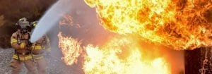 Pasar Manis Purwokerto - Fire FIghting