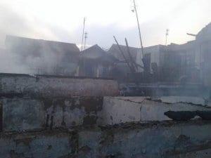 Paseh Bandung Jawa Barat - Kebakaran Rumah