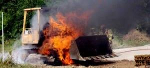 alat pemadam kebakaran otomatis untuk bego standar NFPA