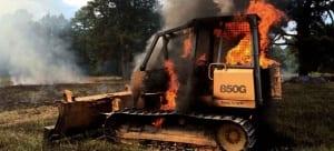 alat pemadam kebakaran otomatis untuk bego terpercaya