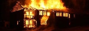 Rumah Ketua DPR - Kebakaran Rumah